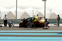 NRD 10 FIA GT1 support @ Yas Marina Circuit