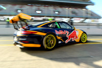 Porsche GT3 Cup Challenge Middle East - Dubai - Dec 2014